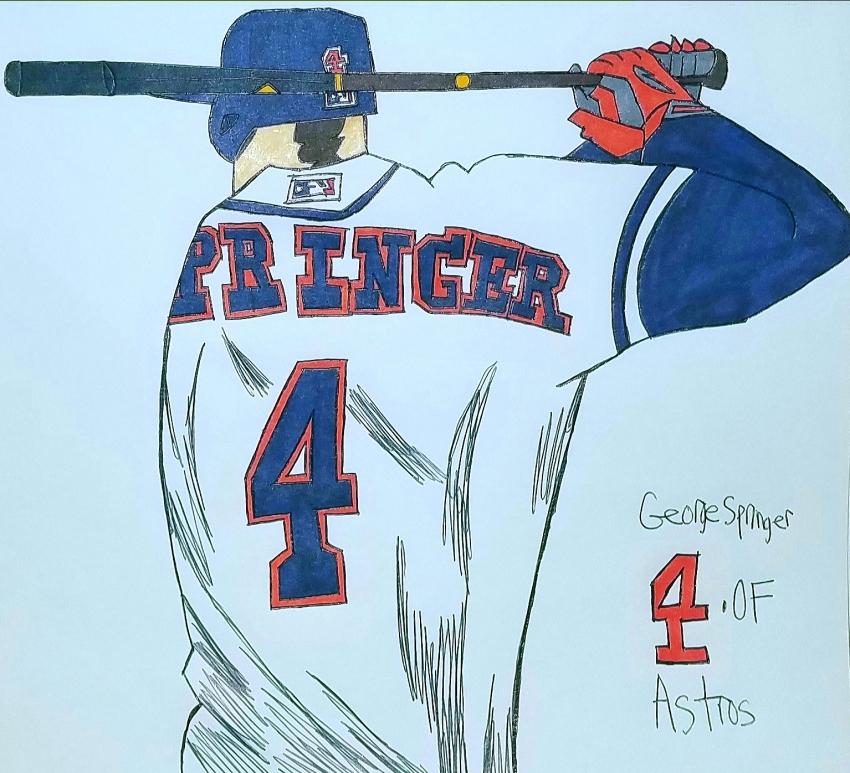 George Springer par armattock